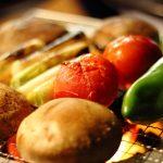 激変!BBQの野菜をおいしく食らいつくす