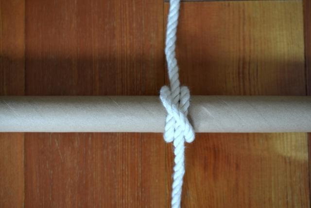 キャンプで役立つロープワーク~巻き結び編~